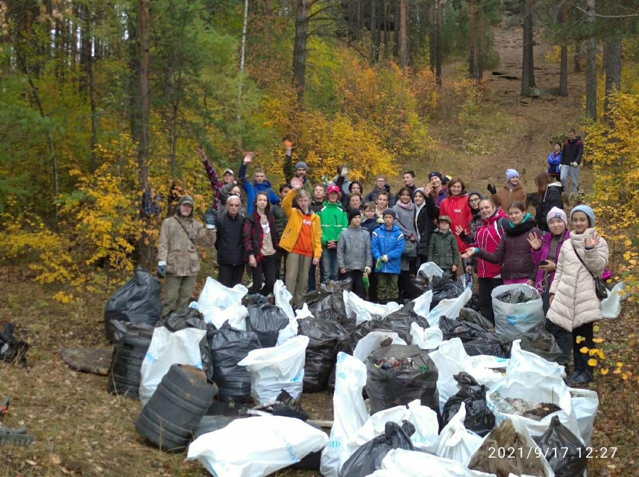В рамках празднования Всемирного дня чистоты в московском регионе состоится более 40 мероприятий